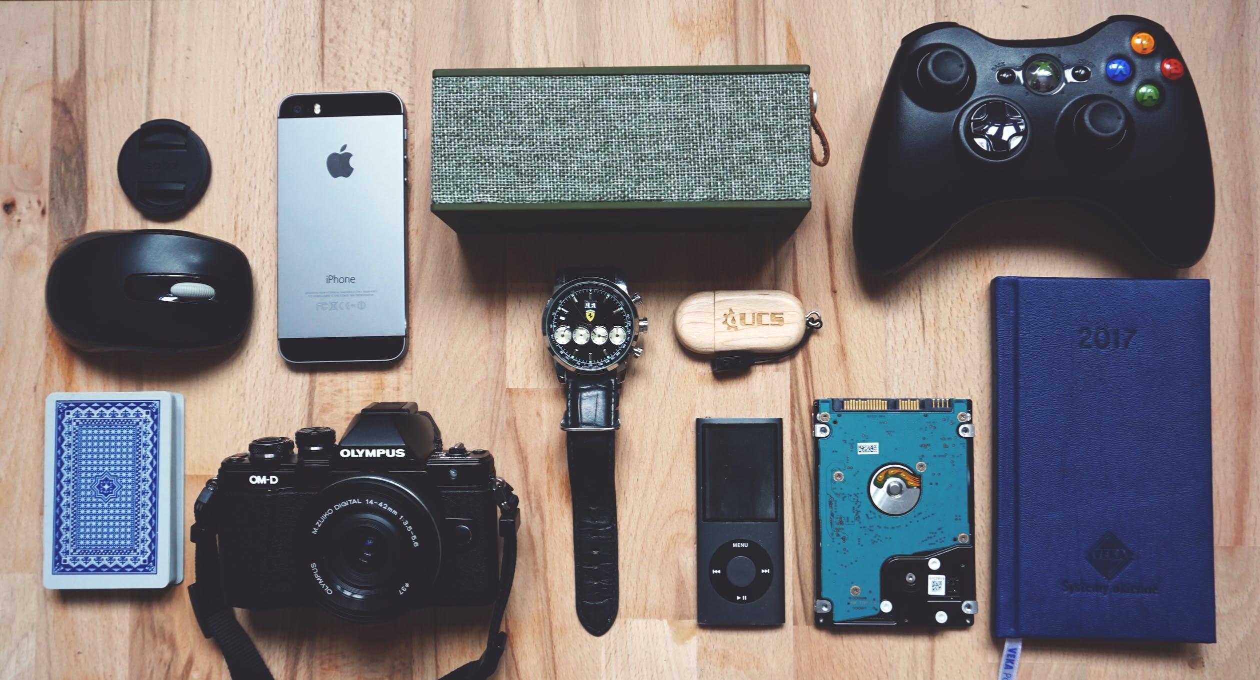 Gadgets premium gifts