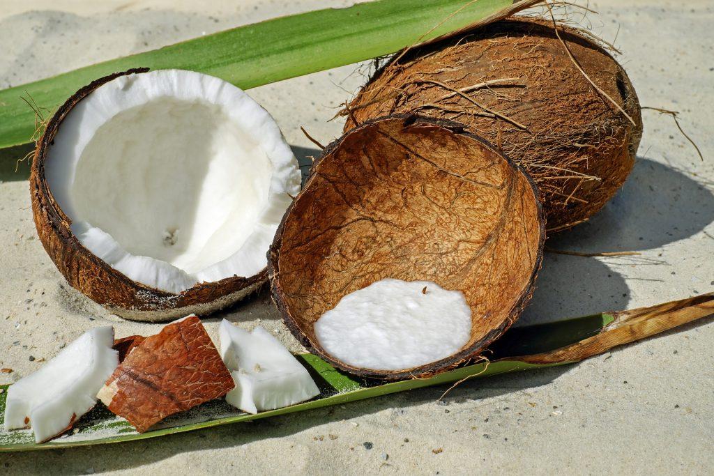 benefits of coconut cream